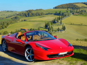 Einfach… Ferrari