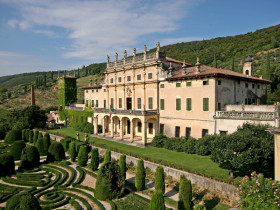 "Some of the most beautiful historic villas and gardens of ""Il Belpaese"""